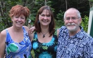 3 facilitators Sue Deepam James w