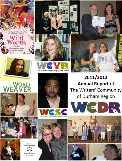wcdr cvr 2012 Annual Report w